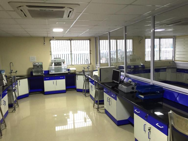 Laboratorios para Desarrollo de Producto – Una nueva etapa en el crecimiento de Wexford.